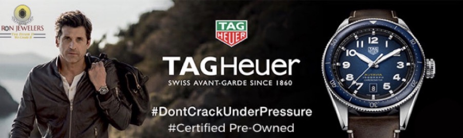 Ron Jewelers Tag Heuer